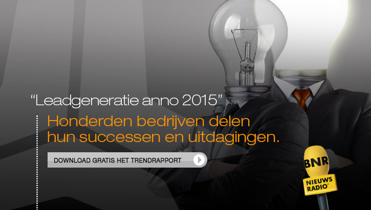 Gaten in de leadfunnel van de BV Nederland